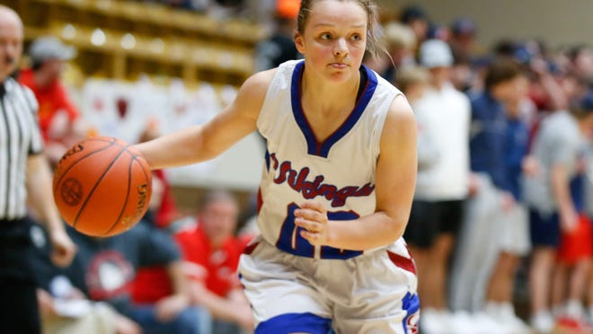 Raigan Kramer returns for Seaman after earning third-team All-City honors for a Viking team that went 20-3 and advanced to the Class 5A final four last season.