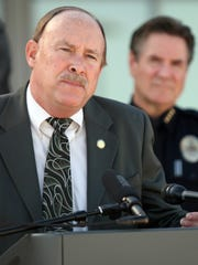 Riverside County, Calif., District Attorney Paul Zellerbach
