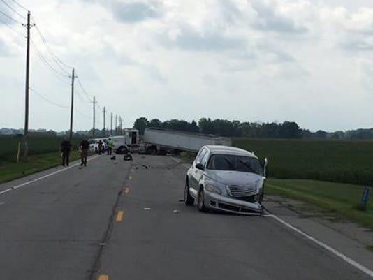Blackford crash