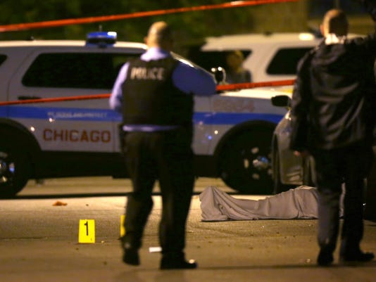 AP SUMMER VIOLENCE CHICAGO A FILE USA IL