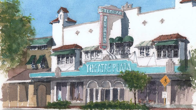 W. Darwin Prillaman will have a show and sale of his watercolors of Vero Beach on Jan. 18, 5-7 p.m., at the Lemon Tree restaurant, 3125 Ocean Drive, Vero Beach.