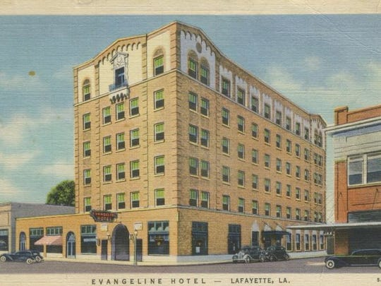Evangeline Hotel