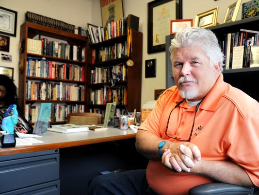 Southern Miss professor Dr. Andrew Wiest | Gallery