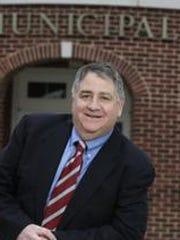Pete Cammarano, the current mayor of Metuchen, will