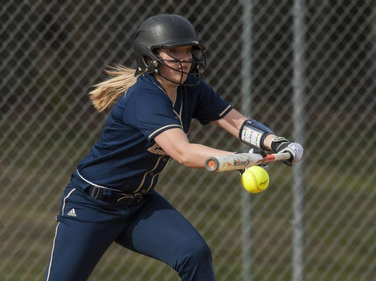 Mt. Abraham vs. Essex Softball 04/28/16