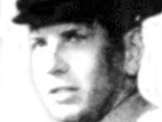 """John Martin Donohue of Gregory was killed in Vietnam Sept. 15, 1968. He is honored on """"The Wall That Heals,"""" a replica of the Vietnam Veterans Memorial which will be in Howell Aug. 23-26."""