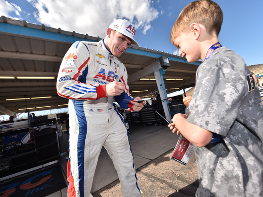 With engaging young drivers like American Conor Daly,