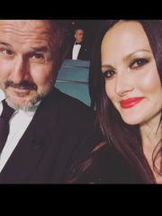 David Arquette and Christina Arquette