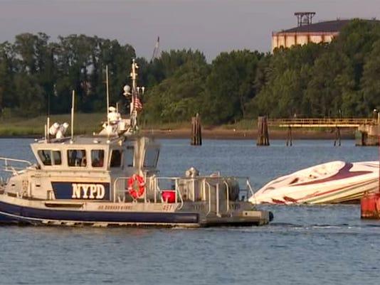 Woodbridge Boat Accident