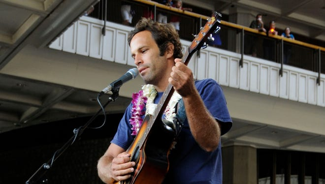 Jack Johnson is one of the headliners at Boston Calling festival.