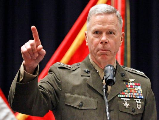AP Marine Corps Commandant