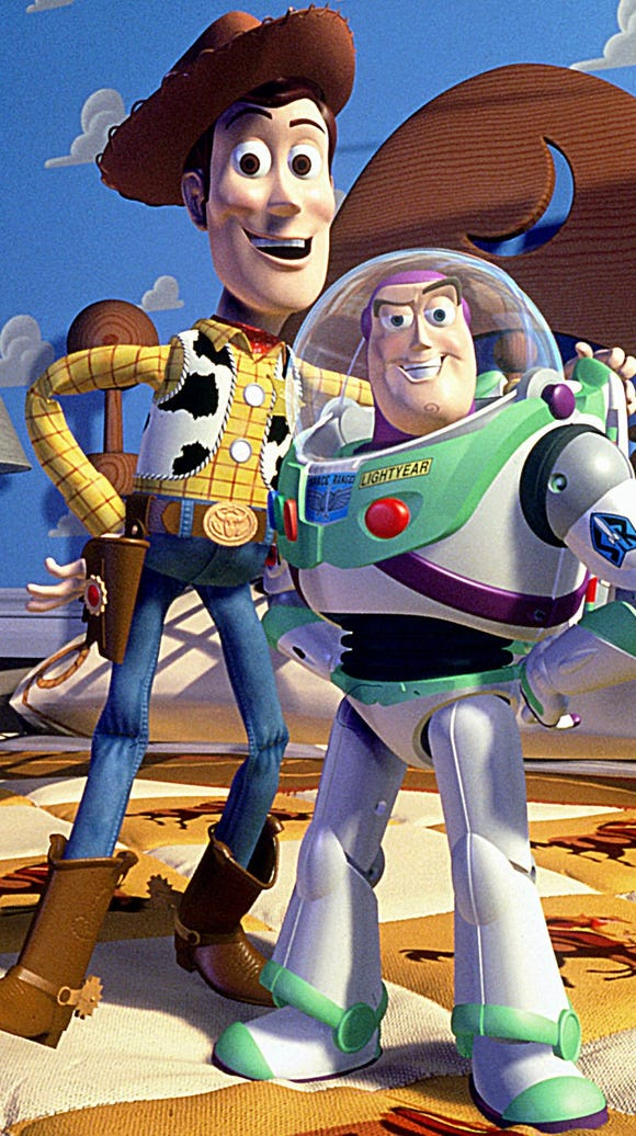 OK, Woody or Buzz, who would you REALLY pick?