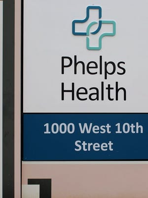 Phelps Health's main campus located in Rolla. Phelps Health also has clinics in Salem, St. James, Vienna and Waynesville.