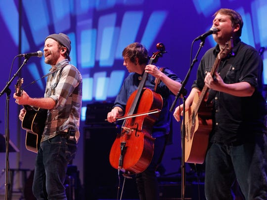 Trampled By Turtles. Photo by Paul Morigi/Getty Images