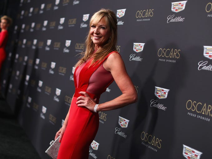 Allison Janney attends the Cadillac Oscar Week Celebration