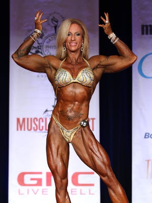 Zoa Linsey of Santa Barbara, Calif., a top professional bodybuilder and lifestyle and competition coach, will be the guest poser at the NPC Mississippi Championships, scheduled July 15 at 6:30 p.m. at the Madison Central High School Auditorium in Madison.