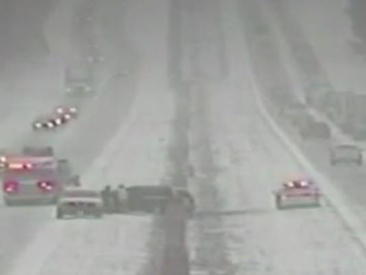 NC Highway Patrol Investigating Two Weather-Related Deaths