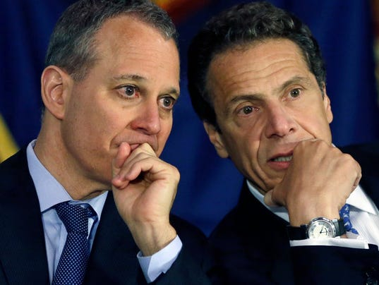 N.Y. AG vows to fight Trump climate rollback