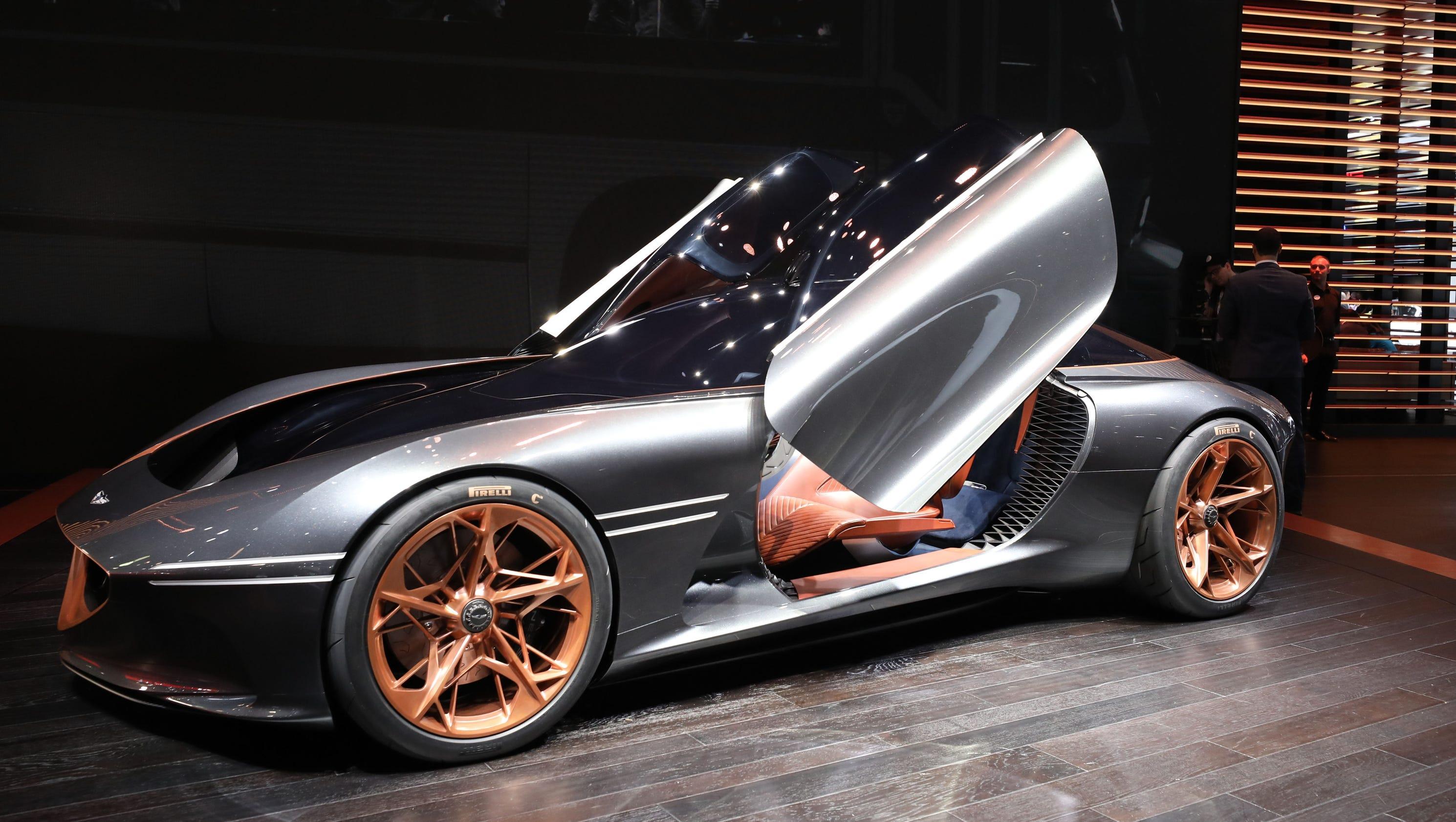 Stunning New Cars, SUVs Light Up The New York Auto Show