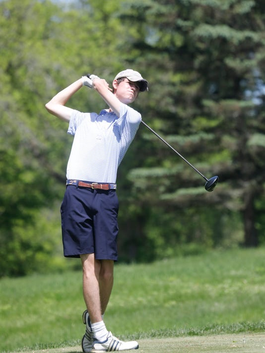 Section 1's boys golf championships