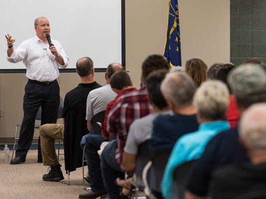 Rep. Bucshon Town Hall 01