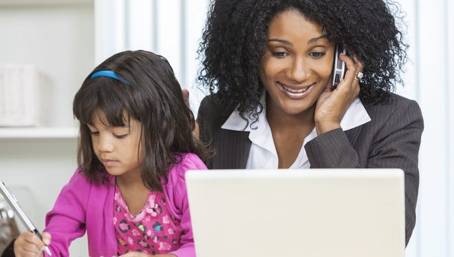 According to a recent Harvard Business School study, girls raised by working women fare better in the professional world than their counterparts with stay-at-home mothers and are more likely to have jobs, hold supervisory roles at those jobs and earn higher wages overall.