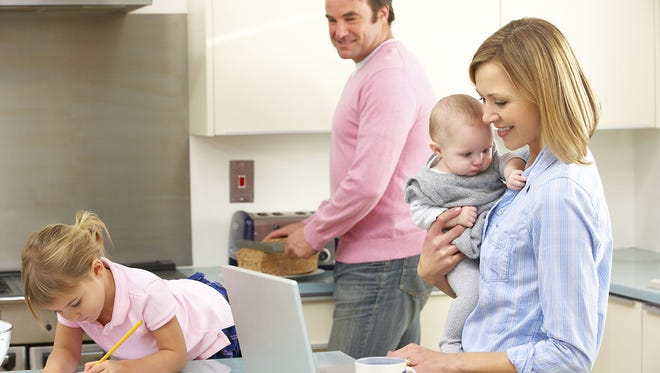 The new Upstate Parent website is designed with busy families in mind.