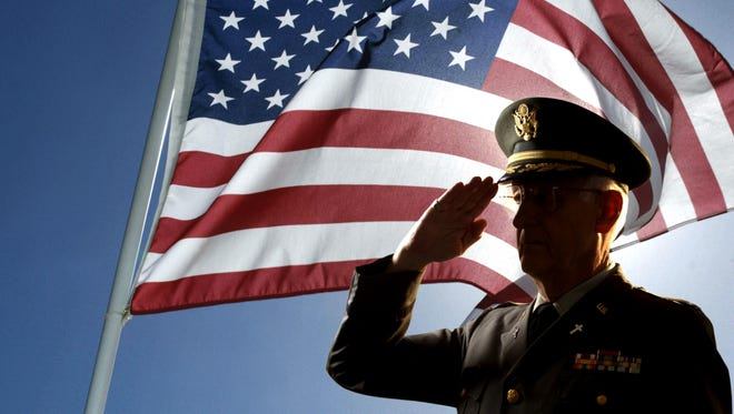 The Dallastown Area Golden Age Club will meet on May 19 to celebrate those who served or are serving in the military.