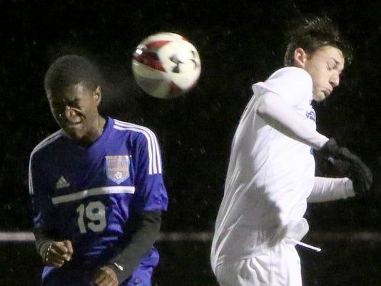 Oak Creek Boys Soccer vs Racine Park