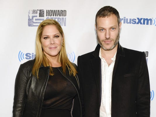 Mary McCormack,Michael Morris