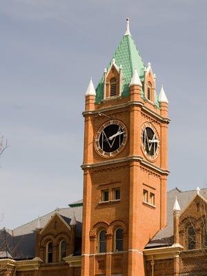 Main Hall at the University of Montana.
