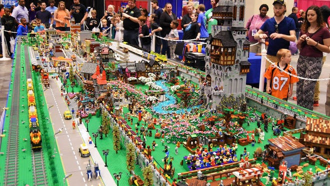 BrickUniverse comes to Madison July 1-2.