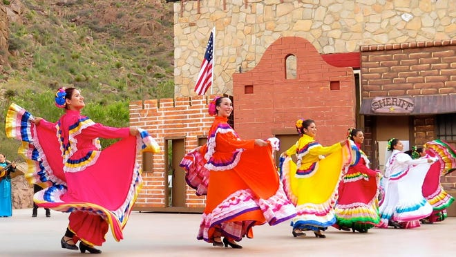 """The 2017 season of """"Viva! El Paso""""  will be performed June 16 through July 29 at the McKelligon Canyon Amphitheater."""