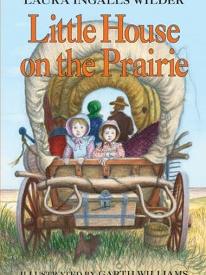 """""""Little House on the Prairie"""" by Laura Ingalls Wilder was first published in 1935."""