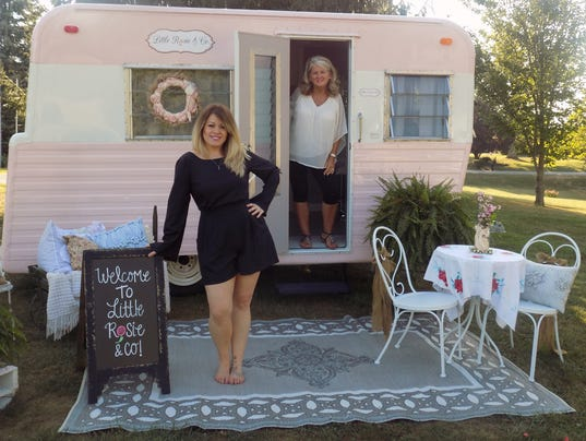 Little Rosie Amp Co Mobile Salon Takes Beauty Everywhere