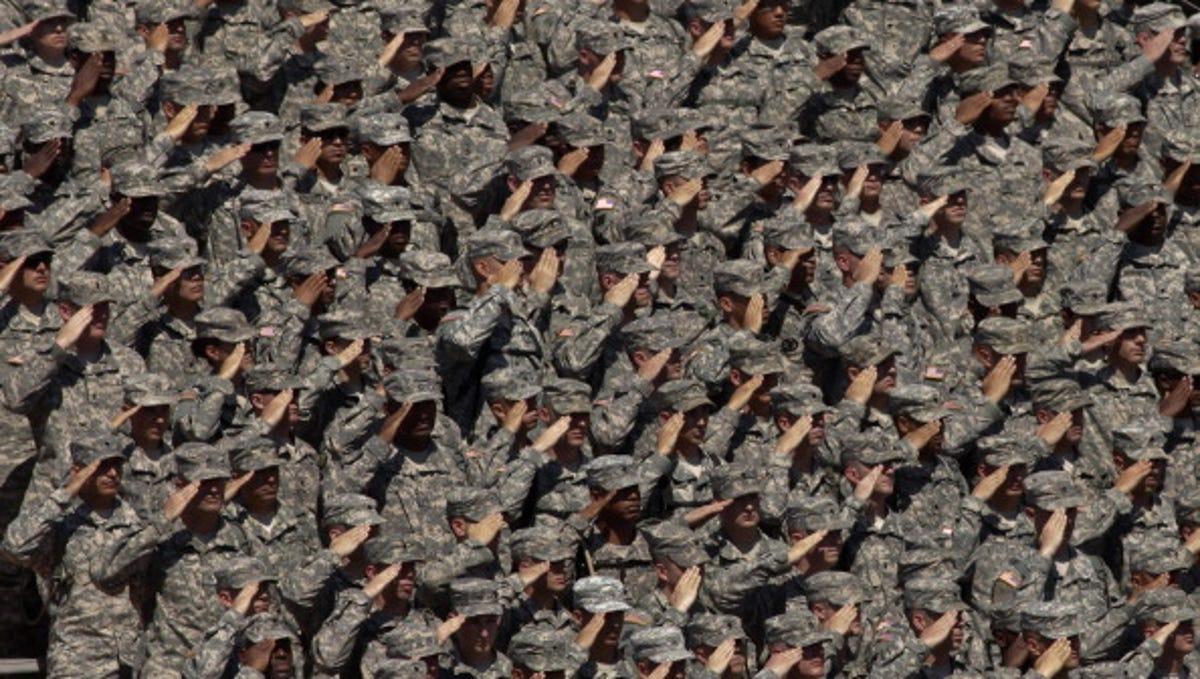 Army sex offender registry