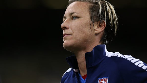 Abby Wambach had perhaps the longest week of her life, but with time and effort, could give her fans even more reason to admire her.