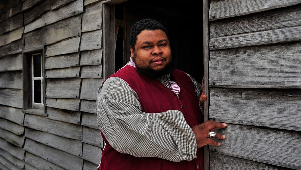 Renowned culinary historian Michael Twitty will come to Louisville for a series of meals and events.