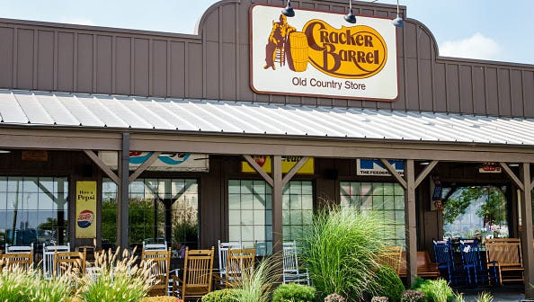 Health officials say a Cracker Barrel restaurant in southwestern Michigan will not reopen after a problem with salmonella.