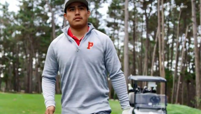 José Calderón, estudiante de Palma y beneficiario de DACA, fue presentado en el emblemático programa SportsCenter de ESPN.