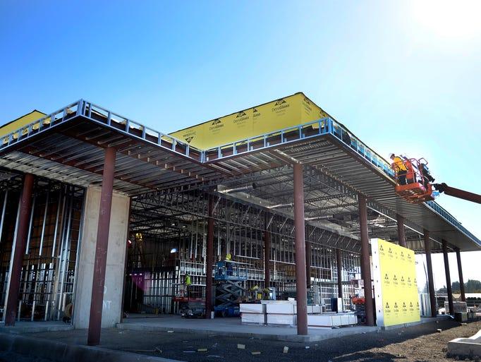 Lithia Motors Builds 16 Million Project In Salem