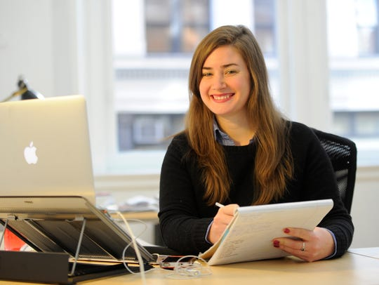 Erin Lowry is a 25-year-old financial blogger behind