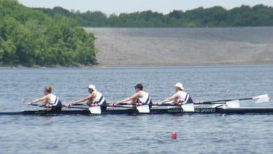 Harsha Lake hosted the 2007 USRowing Club Youth National Championships and will host the USRowing National Championships in 2015.