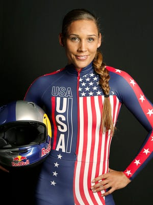 Lolo Jones will compete in bobsled at the upcoming Sochi Olympics.