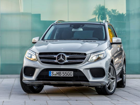 Efficiency meets performance in 2016 mercedes benz gle for Mercedes benz gle550e 4matic