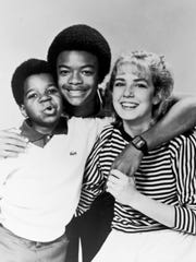 """Diff'rent Strokes"" child-actors: Gary Coleman, left,"