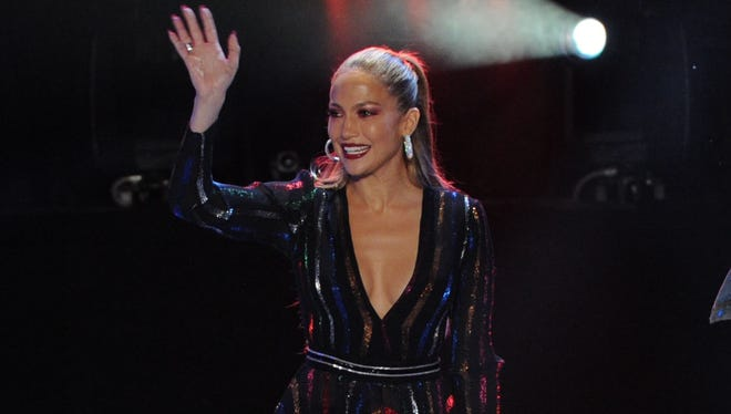 "In addition to her judging duties on ""American Idol,"" Jennifer Lopez will launch a Las Vegas residency in January."