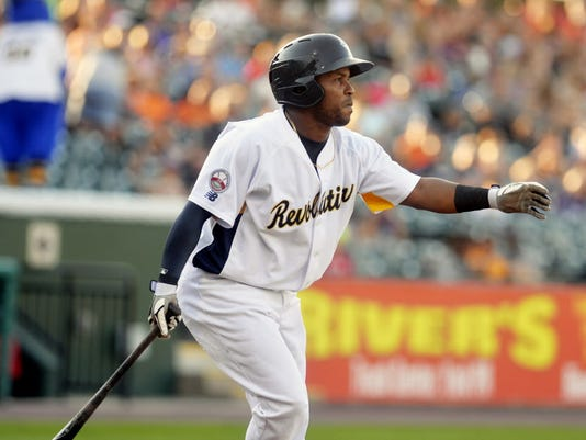 York Revolution outfielder Jose Constanza is headed to the Tampa Bay Rays' organization after 30 games with the Revs.
