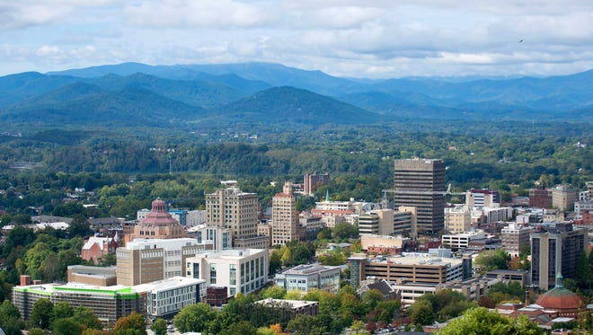 The Citizen-Times' seven-part series on Asheville's growth, written by multiple reporters during late 2015, won second place in the News Enterprise Reporting category,