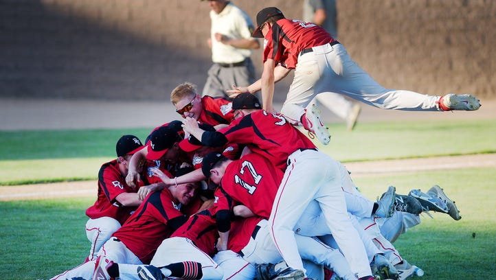 Brandon Valley beats Pierre for Class A state baseball championship
